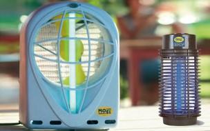 Electrocutores de Insectos da Moel